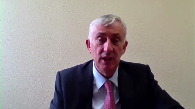 "speaker of the house of commons, lindsay hoyle, criticising snp mp margaret ferrier for ""putting people at risk"" by coming to the house knowing she... - journey stock videos & royalty-free footage"