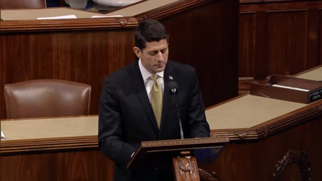 speaker of the house paul ryan of wisconsin expresses condolence to paris in the wake of a major terrorist attack the week earlier, says that america... - verification stock videos & royalty-free footage