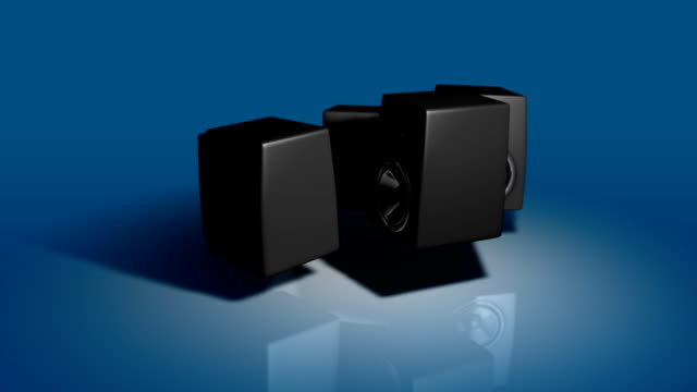 speaker - small group of objects stock videos & royalty-free footage