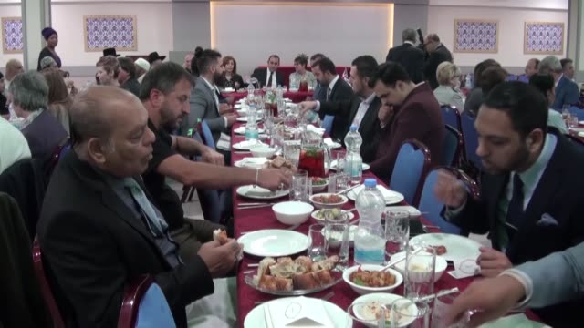 Speaking to Anadolu Agency before an iftar dinner organized by the Turkish community at the Aziziye Mosque in North London London Mayor Sadiq Khan...
