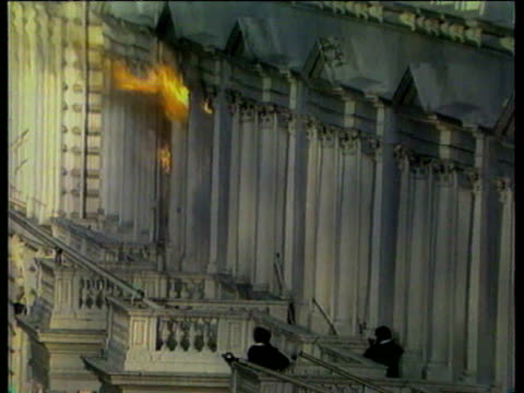 UNS: 30th April 1980 - Iranian Embassy Siege In London