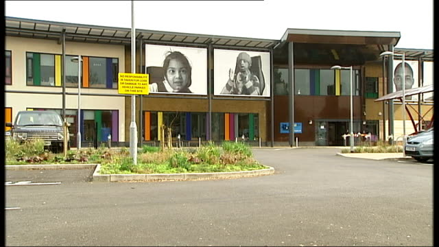 Special educational needs 'Village School' opened in Brent EXT General view of The Village School and entrance sign