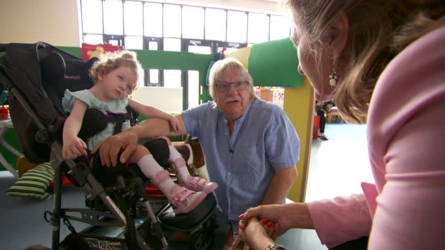 special needs and disabilities teaching services having to consider cutting staff while class sizes are rising birmingham uk tony long helping... - disability icon stock videos & royalty-free footage