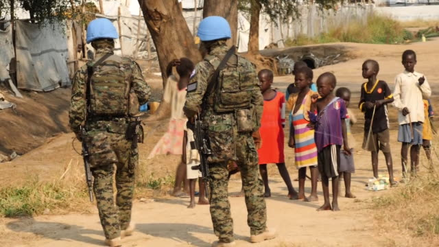 special report now on the world's youngest nation - south sudan - gaining independence less than a decade ago, following a violent civil war.and it... - sexual violence stock videos & royalty-free footage