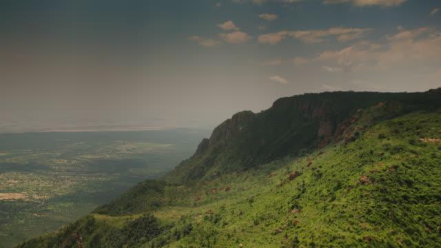 Spectacular African vista