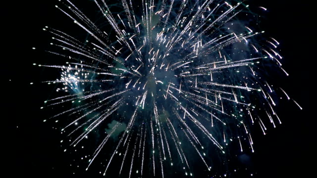 Spectacular Fireworks in HD