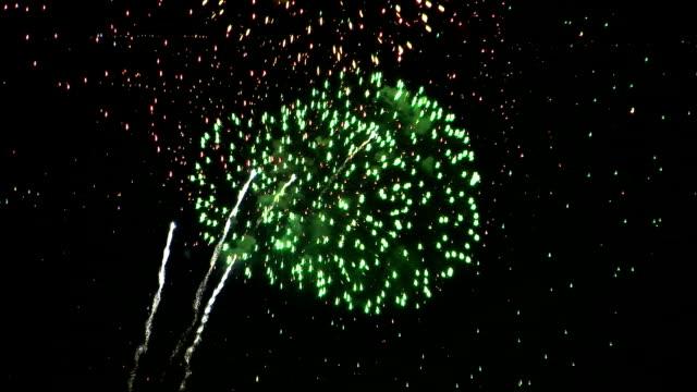 spectacular niagara fireworks - niagara falls stock videos and b-roll footage