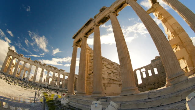 Spectacular Ruins of Ancient Greece