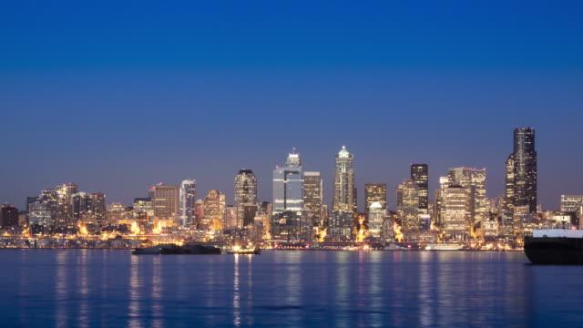 Espetaculares Seattle, horizonte