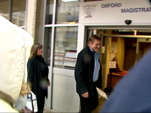 Builder in court for digging up LUNCHTIME NEWS U'LAY Arrival ENGLAND Oxfordshire Oxford Builder Ian Beesley accused of digging up speed hump arriving...