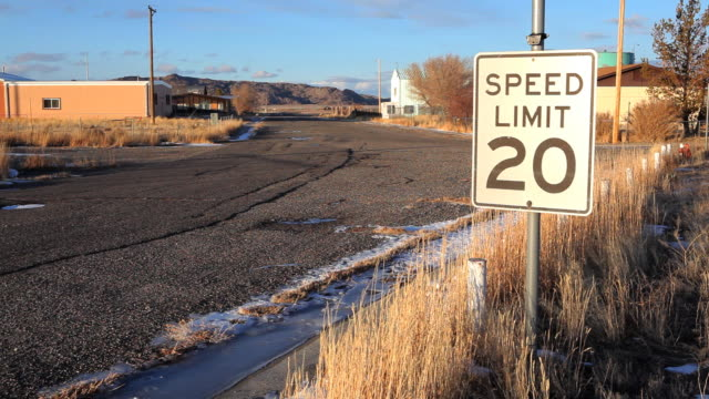 speed limit sign - speed limit sign stock videos & royalty-free footage