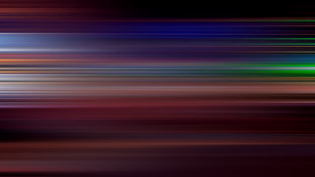 Speed Multicolored Stripe Background NTSC HD