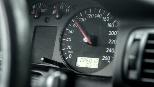speeding - speedometer stock videos & royalty-free footage