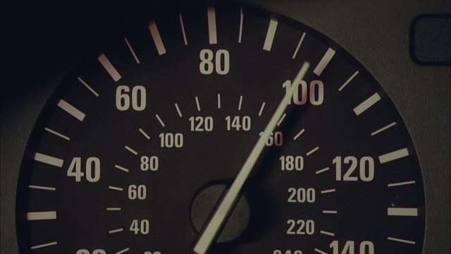 cu speedometer / usa - speedometer stock videos & royalty-free footage