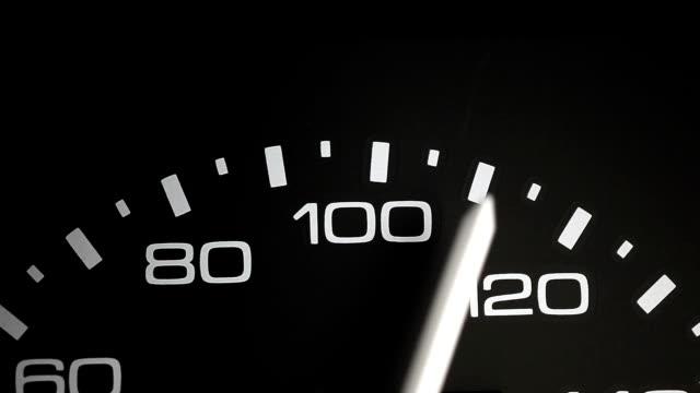 stockvideo's en b-roll-footage met speedometer - plusphoto