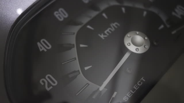 speedometer - instrument of measurement stock videos & royalty-free footage