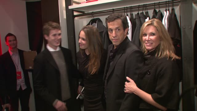Spencer Clark Emily Cole Kenneth Cole and Maria Cuomo Cole at the Kenneth Cole Hosts Book Launch for 'Awearness Inspiring Stories About How to Make a...