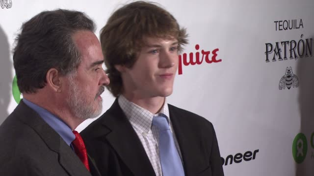 Spencer Treat Clark and guest at the Oxfam Event Honoring Sean Penn and Emile Hirsch For 'Into The Wild' Hosted by Esquire Magazine at Eqsuire North...
