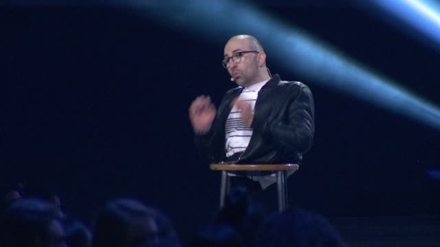 speech spencer west at we day california at the forum on april 07 2016 in inglewood california - inglewood stock videos and b-roll footage