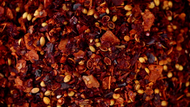 spices. kitchen herbs background - dry stock videos and b-roll footage