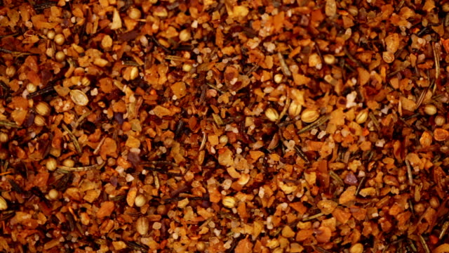 Spices mix. Kitchen herbs background