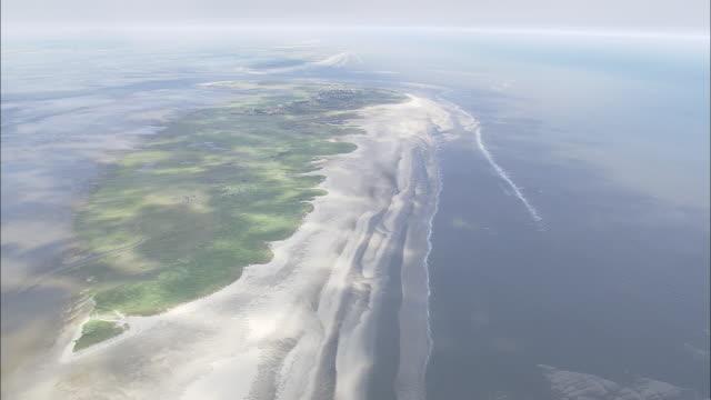 spiekeroog island - north frisian islands stock videos & royalty-free footage
