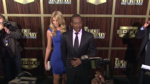spike tv's eddie murphy: one night only, los angeles, ca, united states, 11/3/12 - arsenio hall stock videos & royalty-free footage