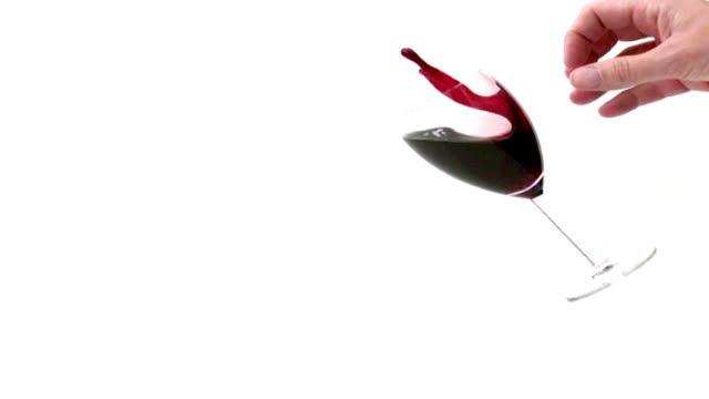 spilling wine slow motion - wine stock videos & royalty-free footage