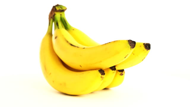 spinning bananas - banana stock videos and b-roll footage