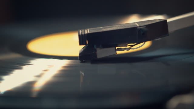 spinning record,close-up - jukebox stock videos & royalty-free footage