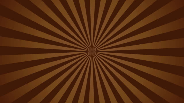 spinning starburst or sunbeam burst background animation - spinning stock videos & royalty-free footage