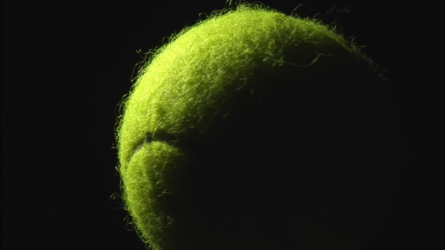 spinning tennis ball - tennis stock videos & royalty-free footage