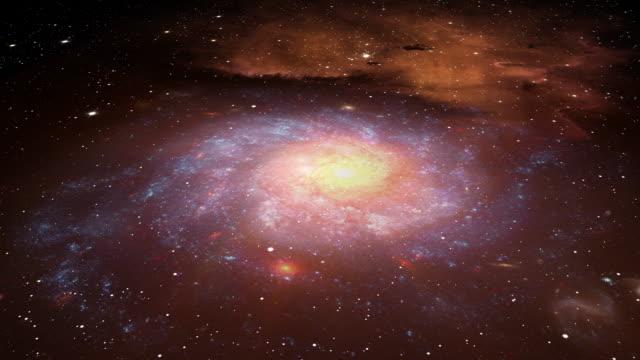 CGI, Spiral galaxy