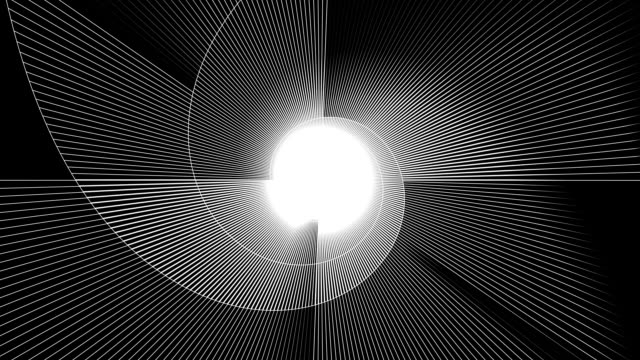 spiraling fan blades - greyscale stock videos & royalty-free footage