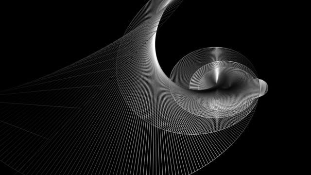 Spiraling helix