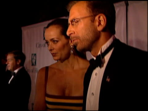 spirit of life gala 1 of 2 at the spirit of life gala at courthouse square at universal studios in universal city, california on october 11, 2001. - spirit of life awards stock videos & royalty-free footage