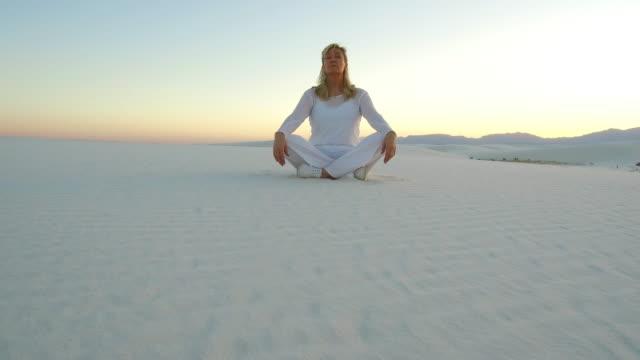 vidéos et rushes de spirituality - dune de sable