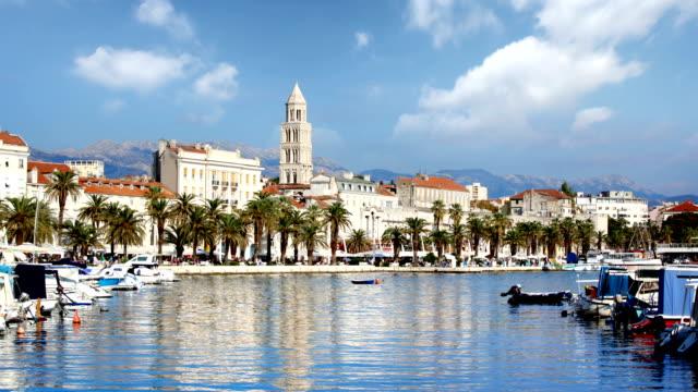 Split Kroatien Waterfront