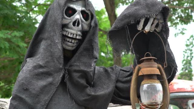 Spokesman for Halloween
