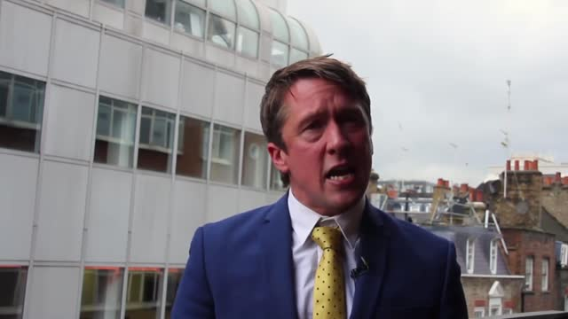 spoof news reporter jonathan pie launched an attack on the fleeting nature of outrage that people feel when they consume breaking news. from terror... - vignette stock videos & royalty-free footage