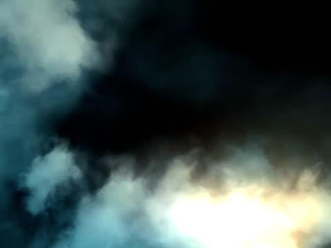 Fantasmagorie brouillard Bank
