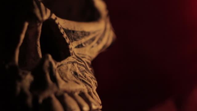 Spooky Skull.