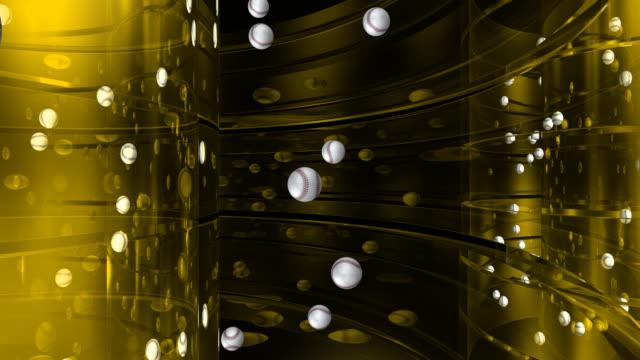 Sport Balls Baseballs #2 gold HD