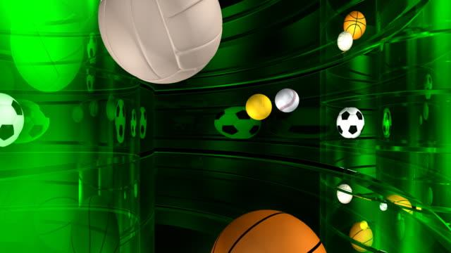 HD Sport balls #1 green