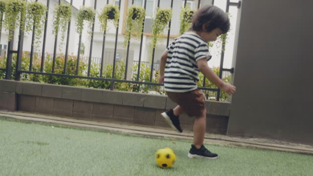 sport & family at home. - baby boys stock videos & royalty-free footage