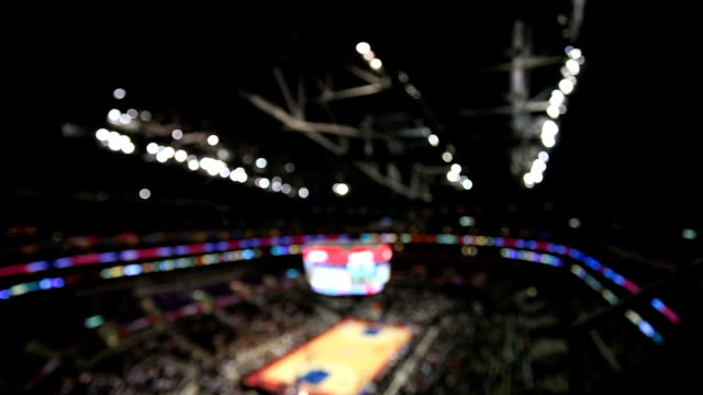 sporting event - hd video - basketball stock videos and b-roll footage