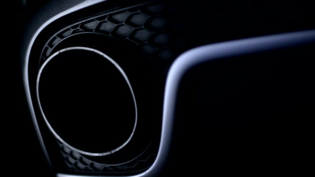 sports car details close-up - feature stock videos & royalty-free footage
