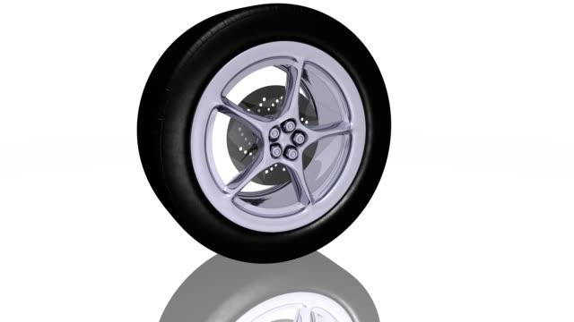 Sports car tire