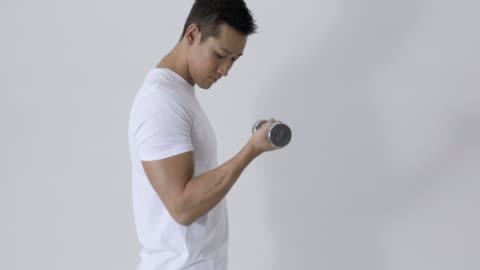 sports trainer teach how to training. - t shirt stock videos & royalty-free footage