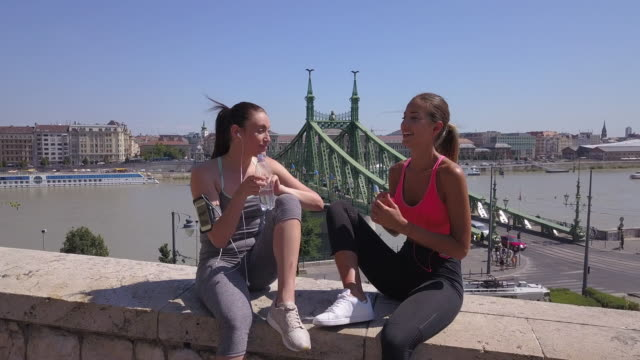Sports training in Budapest